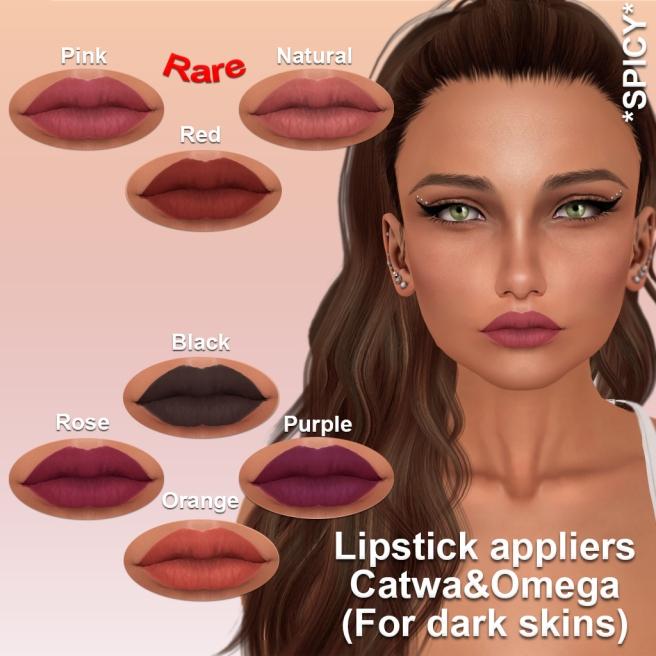 Lipstick Gacha (dark)