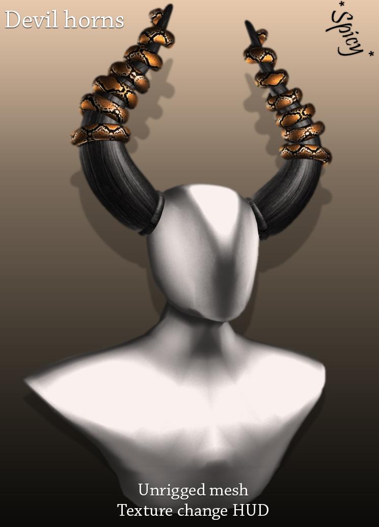 Devil Horns AD