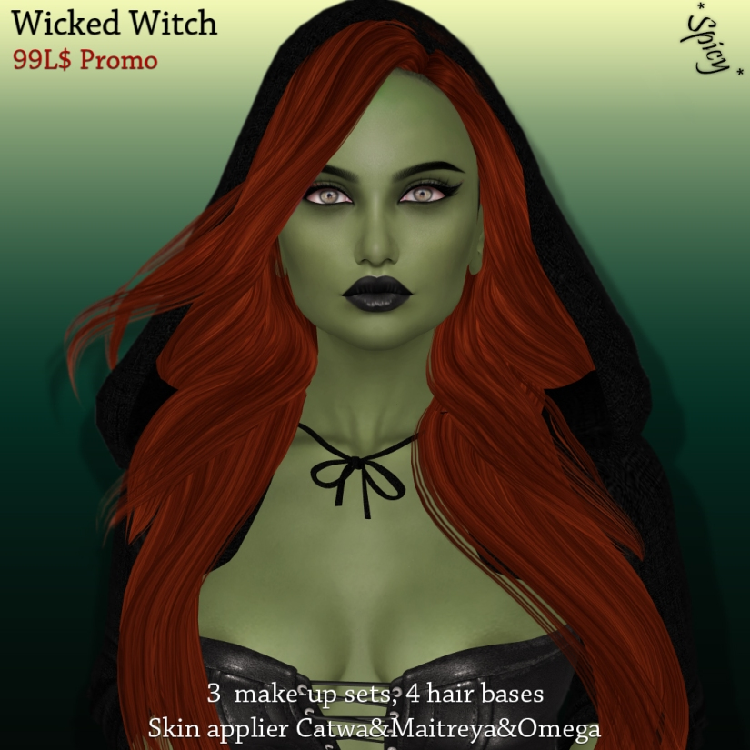 Wicked witch AD