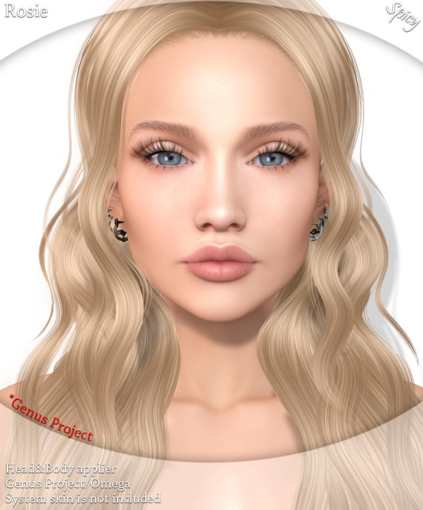 Genus project - Rosie skin applier