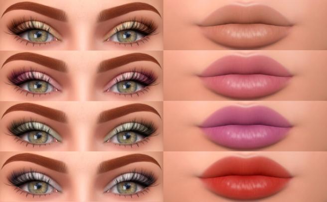 Candice makeup